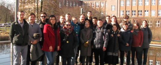TEACHENER Winter School held in Leipzig (Germany)